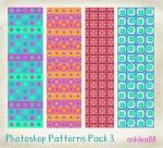 PS Patterns Pack 3 by ashzstock