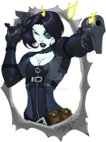 Domino 2013 COLORED by LucasAckerman