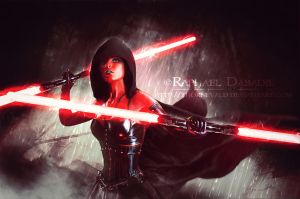 Elisanth the Sith by thornevald