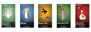 Michael Moore Posters by canvasproductions