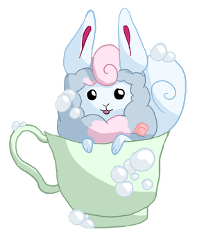 Flufferbun YCH for Zodiacdream by Phoebe-Adopts