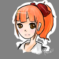 Rose Weasley: A Portrait by iNagare