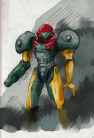 Samus 3 by MonsieurBaron