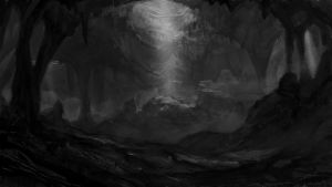 Cave concept by AndreaMeloni