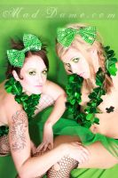 St Pats Day Theme by mad-dame