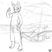 COMMISSION for averious-WIP by phation