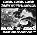 There can be only One: BALROG by ShoNuff44