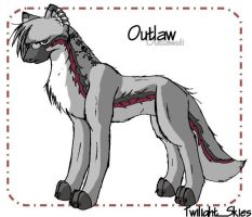 Outlaw by SilverPromise