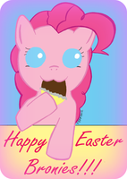 Happy Easter Bronies by MissiTofu
