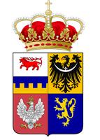 Coat of Arms of the Kings of Silesian Poland by kazumikikuchi