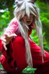 InuYasha: Demon by VandorWolf