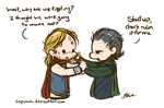 Thor/Loki Week - Kick-Off Night: Why Thor/Loki? by caycowa