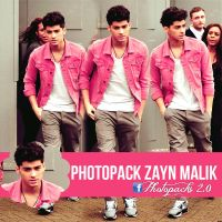 Photopack Zayn Malik by MaaySMV