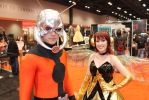 Ant-Man and Wasp (EMH) by arielfanatic