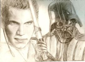Darth Anakin by Ashlee751