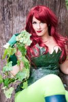 Poison Ivy rouge by Feelyah