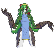 Early Laruut by FicusArt