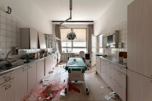 Surgery by CyrnicUrbex