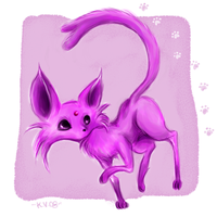 espeon by printscreen-kii