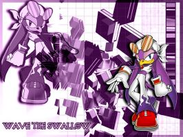 Wave the Swallow - WP by selphie666