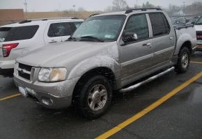 (2001) Ford Explorer Sport Trac by auroraTerra