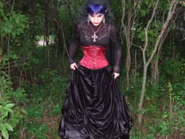 Gothic Bride 15 by Stocked-N-Loaded