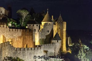 Carcassone By Night 10 by CORNET-Sylvain