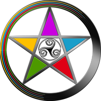 ELEMENTAL PENTACLE by SCT-GRAPHICS