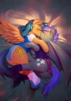 The Brightest Star In My Midnight Sky by GSHgunner