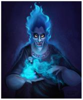 Hades by Niniel-Illustrator