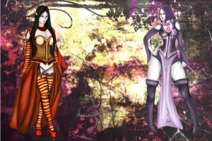 You know.. we could rule the world.. by Athenas-Sanctuary