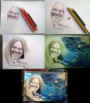 Marco step by step by Oceansoul7777