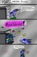 Undivided: Mouldee by Snowfyre