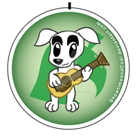 KK Slider Pin by ShowtimeandCoal