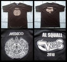 T-shirt WCS 2010 by alsquall
