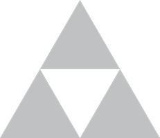 Silver Triforce [Request] by Lahirien