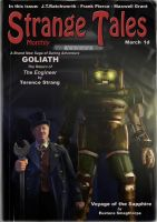 Strange Tales - Goliath by Smaggers