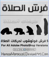 Salate Islamic Brushes by lechham