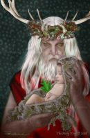 The Holly King by wiccan-club