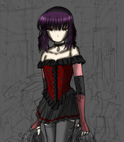-dpdthing- Miho the Evil by shannon-m-t-c-g