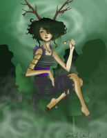 Queen of the Trash Heap by Rath-Roiben-Rye