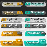 Upload and Download Button 4 by simas2