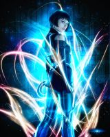 Tron by Photoshop-2017