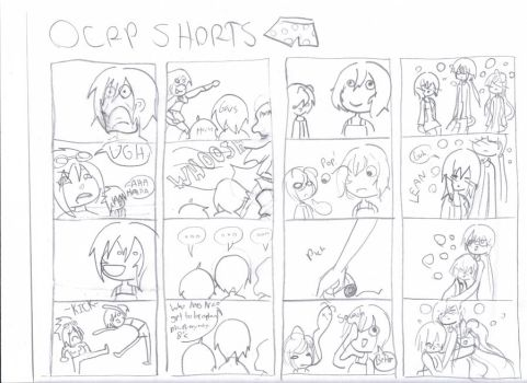 OCRP short comics by xX-Dai-Xx