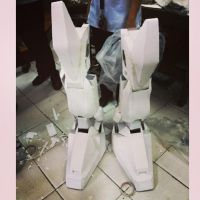 :Gundam Feet and Legs(WIP): by PrePAWSterous