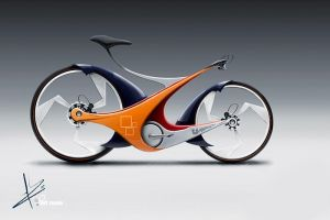 Bicycle by artnuve