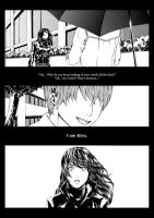 Death Note doujinshi - page 001 by Minakichan