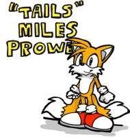 _ Tails Miles Prower _ by Umbra-Flower