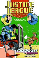 JLI - Beetle and Booster by TracyWilliams
