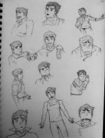 The Many Faces of Bolin by Muskitear794